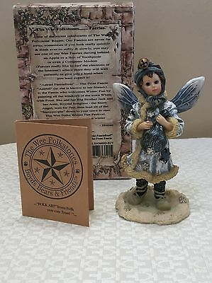 Boyd's Bears The Wee Folkstones Fairy Kristabell Premier Edition Figurine