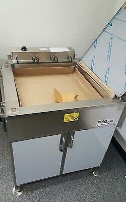Belshaw donut fryer with cake dropper depositor type B