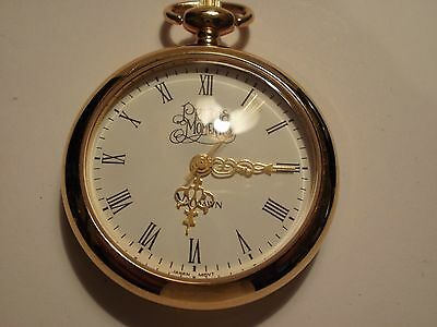 Precious Moments Valdawn Pocket Watch Love One Another New Battery