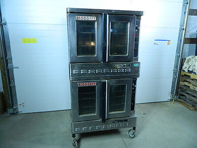 Blodgett DFG 200 / DFG-200 Double Stack Convection Oven FREE SHIP! - MAKE OFFER!