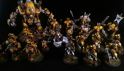 Warmachine - Cygnar Large Collection - UPDATED