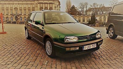 Vw Golf Vr6 Full Option 100% Original
