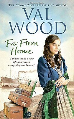 Far From Home, Wood, Val | Paperback Book | Acceptable | 9780552172707