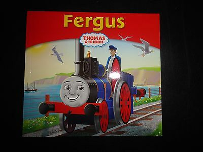 Thomas The Tank Engine & Friends - Book 36 : Fergus - Birthday Gift