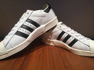 Adidas Superstar Boost Style Bb0188 Color White/black
