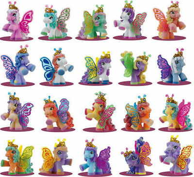 20PC Pony Simba Filly Horse Kids Doll Butterfly Witchy Unicorn Bronco Girls Toys