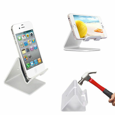 Universal Folding Aluminum Tablet Mount Holder Stand For iPad iPhone Samsung KP