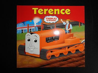 Thomas The Tank Engine & Friends - Book 8 : Terence - Birthday Gift