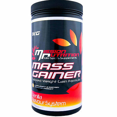Mass Gainer | Wpc 80% | Size & Strength Formula | Mission Nutrition