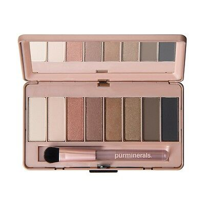 Pur Minerals Secret Crush Eye Shadow Palette NEW BOXED