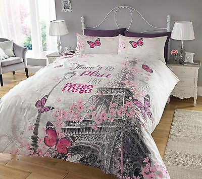 Pieridae new Paris romance,Vintage Butterflys Duvet Bedding Sets Single Double