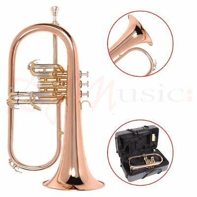 Odyssey Premiere Bb Flugelhorn Outfit with Case
