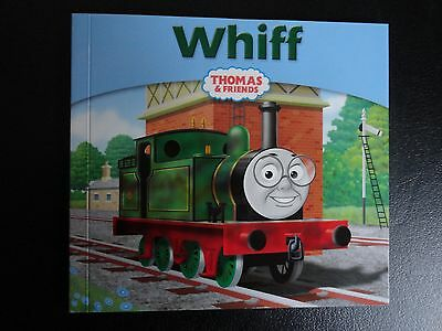 Thomas The Tank Engine & Friends - Book 55 : Whiff - Birthday Gift