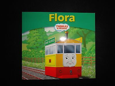 Thomas The Tank Engine & Friends - Book 57 : Flora - Birthday Gift