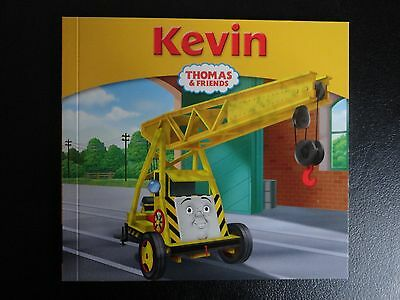 Thomas The Tank Engine & Friends - Book 62 : Kevin - Birthday Gift