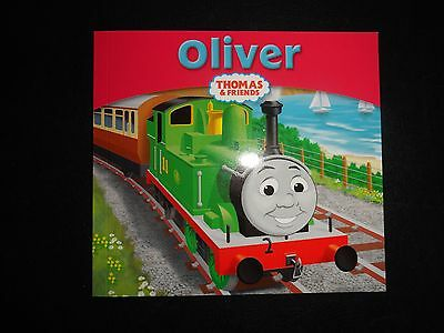 Thomas The Tank Engine & Friends - Book 14 : Oliver - Birthday Gift