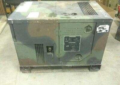 DIESEL GENERATOR single phase & 3 phase- LIBBY MEP-802A 5KW 60HZ