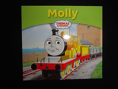 Thomas The Tank Engine & Friends - Book 40 : Molly - Birthday Gift