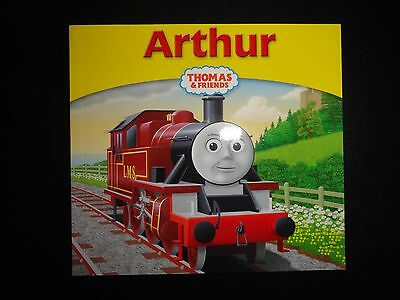 Thomas The Tank Engine & Friends - Book 41 : Arthur - Birthday Gift