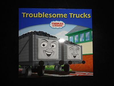 Thomas The Tank Engine & Friends - Book 64 : Troublesome Trucks - Birthday Gift