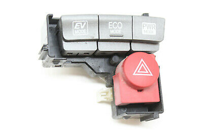 2014 Toyota Prius Ev Eco Mode Power Mode Hazard Switch Button Oem 11 12 13 14