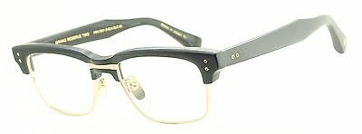 DITA Grand Reserve Two DRX-2061-B-BLK-GLD FRAMES RX Optical Glasses Eyewear BNIB