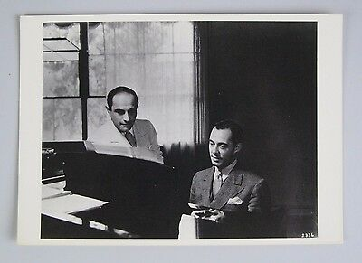 Rodgers and Hart Vintage Postcard / American Songwriters