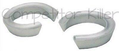 "Two Coil Spring Lift Spacers GMC Savana Van 1996 - 2010 2wd 2.5"" Front Lift Kit"
