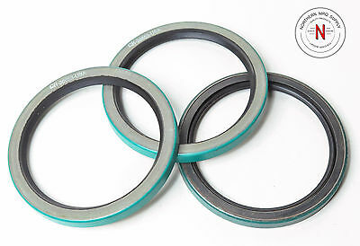 "CHICAGO RAWHIDE CR 34860 OIL SEAL 3.500/"" x 4.376/"" x .375/"" SKF"