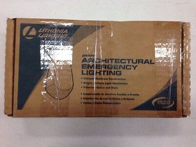 Lithonia Lighting AFN W EXT/ EM2 AFFINITY ARCHITECTURAL EMERG.LIGHTING