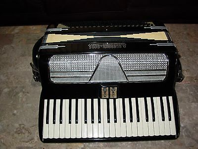 A.Guerrini vintage Italian accordion 60's