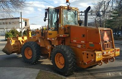 Case 621 C Wheel Loader Very Clean Only 2500 Hours Combo Bucket