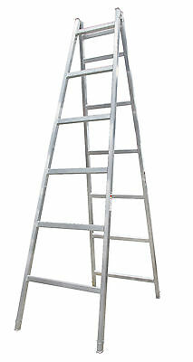 3.6M Aluminium Painter A frame Trestles - Ladder - Australian made