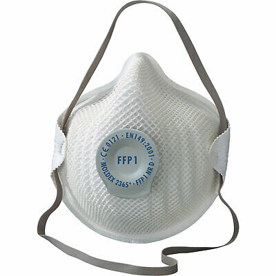 Moldex 2365 Classic Disposable Dust Mask FFP1 Pack of 20