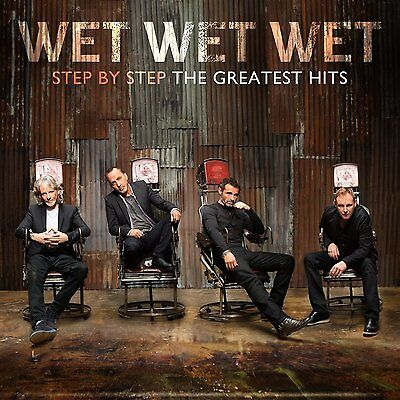 Wet Wet Wet Step By Step: The Greatest Hits Cd (Very Best Of)