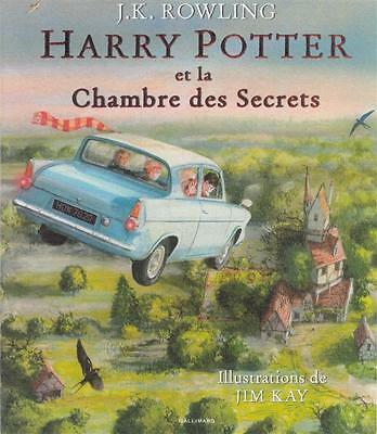 Harry Potter T.2   Harry Potter Et La Chambre Des Secrets Rowling  Joanne Kathle