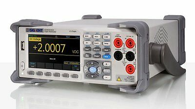 Siglent SDM3045X Precision Desktop Digital Multimeter AC/DC Volt Amp Hz Temp
