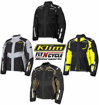 Klim Mens Badlands Motorcycle Jacket Sport Touring Adventure 2017