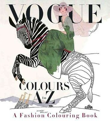 Vogue Colours A to Z by Vogue Paperback Book