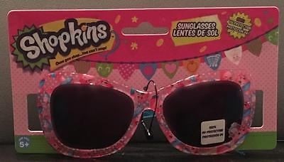 BRAND NEW Shopkins Little Sweetie Sunglasses LOGAN 2017 (3 available)