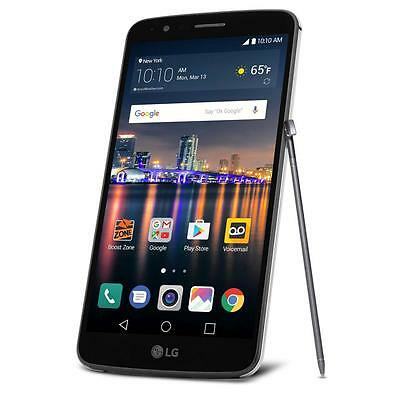 """LG Stylo 3 16GB LTE 5.7"""" Android Smartphone - Boost Mobile - New"""
