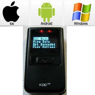 Koamtac KDC200i Scanner iOS Android Do not buy