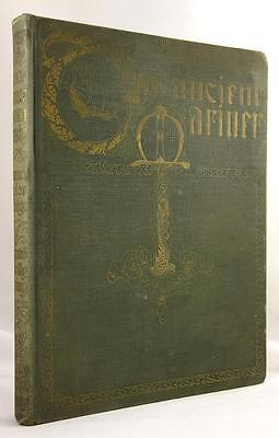 The Rime of the Ancient Mariner by Samuel Taylor Coleridge Willy Pogany
