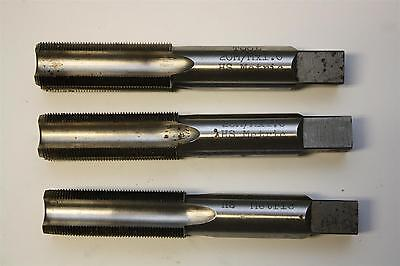 Taylor Tool M20x1 HS Hand Tap - Taper, Plug and Bottom Tap Set