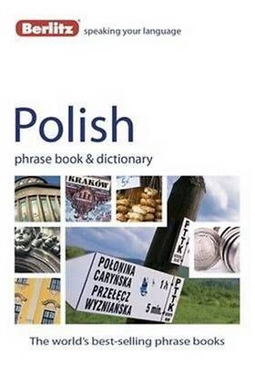 Berlitz: Polish Phrase Book & Dictionary by Paperback Book (English)
