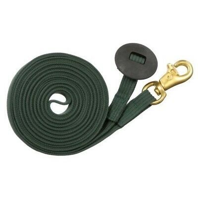 Tough-1 German Cord Cotton Lunge Line w/ Heavy Snap 6 Pack Traditional