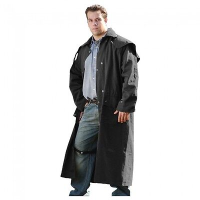 Australian Outrider Collection Aussie Stockman's Coat XLarge Brown