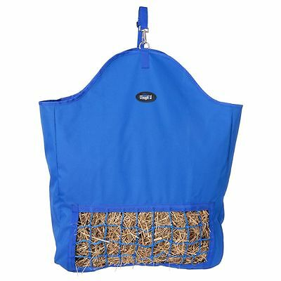 Tough-1 Slow Feed Hay Pouch Royal Blue