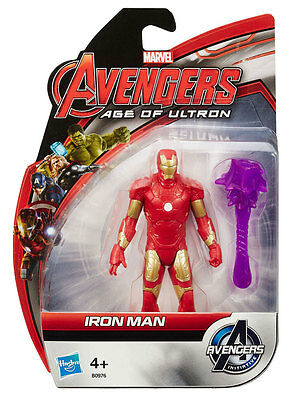Marvel's Avengers - Age Of Ultron / Iron Man / All-Star 10 Cm / Hasbro