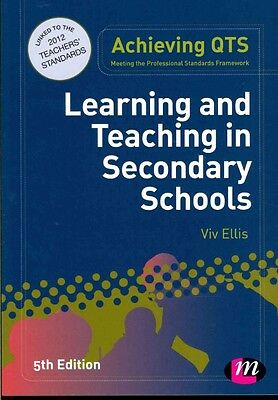 Learning and Teaching in Secondary Schools by Viv Ellis (English)